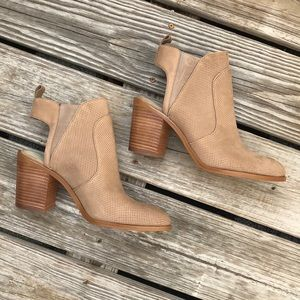 NEW 1. State Leban Leather Booties